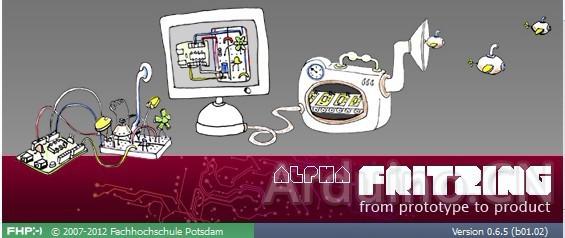 Fritzing是个电子设计自动化软件。它支持设计师,艺术家,研究人员和爱好者参加从物理原型到进一步实际的产品。还支持用户记录其阿尔杜伊诺和其他电子为基础的原型,与他人分享,在教室里教电子,并建立一家生产印刷电路板的布局。