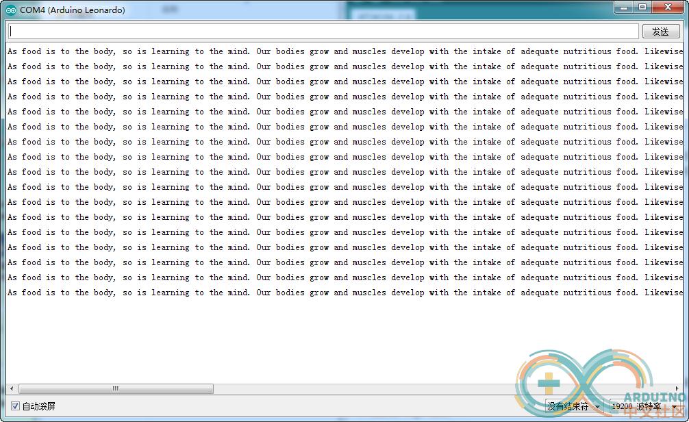 Arduino 读写外部IIC AT24C04 EEPROM 例程 Arduino中文社区 ...